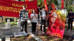 İsmet Demir'in öncülüğündeki  Gerçek Devrimci Sınıf Sendikacılığı bayrağını Nakliyat-İş taşıyor  İsmet Demir Ölümsüzdür!