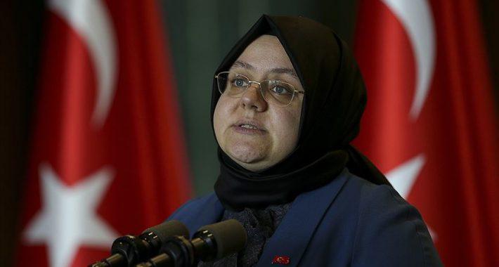 Engelli Yurttaşlarımızın hakkını yiyen başta Aile Bakanı Zehra Zümrüt Selçuk olmak üzere, tüm yetkililer hakkında Suç Duyurusunda bulunduk