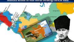 Ermenistan'ın Karabağ işgali ve Mustafa Kemal'in bize miras bıraktığı biricik ülkü