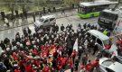 Sendikal Hakları için Ankara'ya yürümek isteyen işçileri değil, Sendikal Hakları gasp edenleri durdurun!