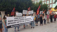 25 Kasım Kadına Yönelik Şiddete Karşı Mücadele Günü'nde de kadına şiddet ve kadın cinayetleri devam ediyor! İstanbul Sözleşmesi uygulansın!