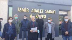 Geliyorum diyen Deprem Felaketine yönelik hiçbir tedbir almayarak Halkımızın yaşamını hiçe sayan AKP'li ve CHP'li Belediyeler hakkında suç duyurusunda bulunduk