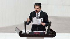 """Partimiz, Pelvan Hamza'nın diploma sahtekârlığıyla """"gurur duy""""an AKP'li Cahit Özkan hakkında da suç duyurusunda bulundu!"""