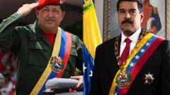 Venezuela seçimlerinde zafer Birleşik Sosyalist Partinin, zafer Maduro'nun!  Kazanan Bolivar, kazanan Chavez Yoldaş!