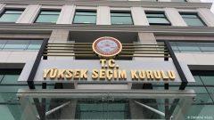 """AKP'giller'in hukuk, yasa tanımamazlıkları son sürat devam ediyor:  Partimiz; bir kez daha"""" seçime girme yeterliliğine sahip"""" partiler arasında gösterilmiyor!"""