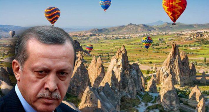 Kapadokya İnsanlığın ortak mirasıdır  Yağmalayanların da, yağmaya dur demeyenlerin de peşini bırakmayacağız!