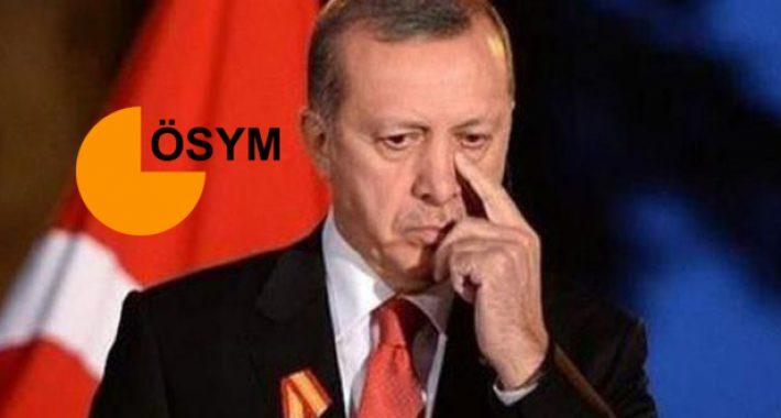 ÖSYM'ye başvurduk: Recep Tayyip Erdoğan üniversite sınavına girdi mi?