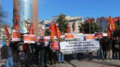 """(Kanal)Talan İstanbul Projesinin İptali için Açtığımız Davada  Bilirkişi """"Tehdit Edildim"""" diyerek çekildi!"""