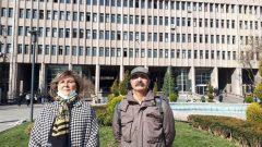 Partimiz, AKP'giller'in ve Reisinin Türkiye Cumhuriyeti Ordusu'nu Kaçak Saray Ordusu'na dönüştürmek istemesini Yargıya taşıdı