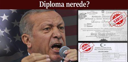 Birinci Soru: Diploma nerede?