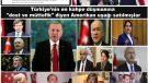 """Türkiye'nin en kahpe düşmanına """"dost ve müttefik"""" diyen Amerikan uşağı satılmışlar"""