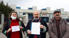 Partimiz, AKP'giller'in Kaçak Saray'ı yasallaştırma kılıfı olan 1700 sayılı İlke Kararına karşı Danıştayda dava açtı!