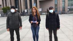 AKP döneminde İBB'de yapılan yolsuzluklara karşı İçişleri Bakanı Süleyman Soylu, İçişleri Bakanlığı Müfettişleri, İstanbul Valisi Ali Yerlikaya ve AKP Dönemi Yöneticileri hakkında suç duyurusunda bulunduk