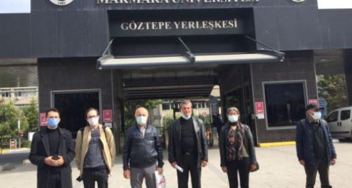 Partimiz, Diploma Sahtekârlığında Tayyip Erdoğan'ın ensesinde… Bu kez de Marmara Üniversitesine sorduk: Tayyip'in diplomaları nerede?