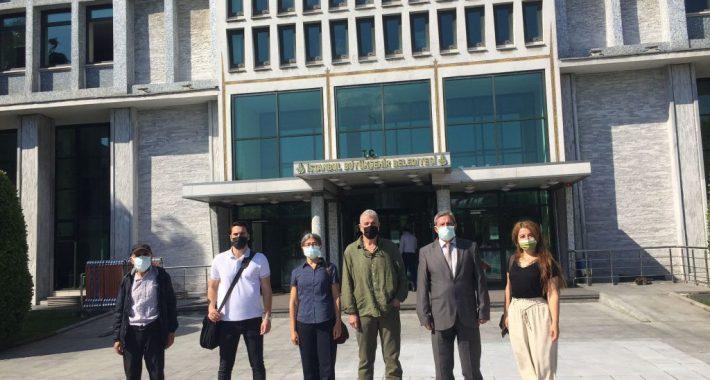 Tayyip Erdoğan'ın, arşivde bulunması gereken diplomasını talep ettiğimiz İBB'den ret cevabı gelmesi üzerine İBB Başkanı ve yöneticileri hakkında suç duyurusunda bulunduk