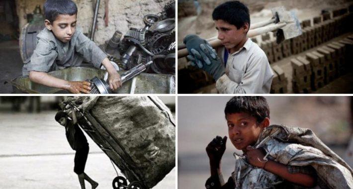 Çocuk İşçiliği Cehennemini Yaratan Parababaları Düzenidir!