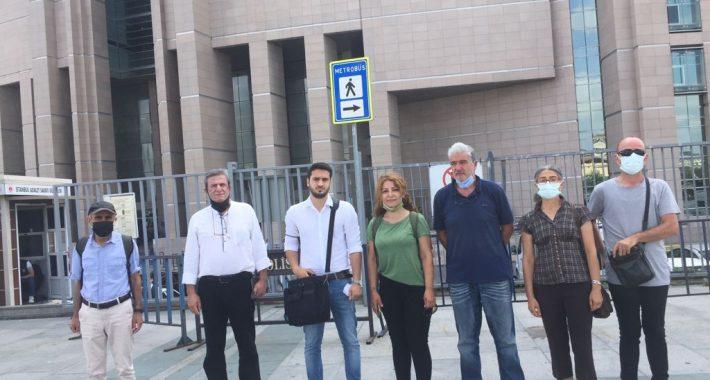 Yandaş sivillere ve kendi gençlik kolları teşkilatlarına silah dağıtarak iç savaş hazırlığı yapan AKP'giller hakkında suç duyurusunda bulunduk!