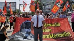 Partimiz, İkinci Kurtuluş Savaşı'mızın yılmaz neferleri, 30 Ağustos Dumlupınar Zaferi'mizi 99'uncu yıldönümünde coşkuyla kutladı!