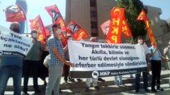 Ormanlarımız, doğamız, hayvanlarımız yanarken, Türkiye Halkının ciğerleri yanarken Halkımızla alay eden AKP'giller'den mutlaka hesap soracağız!