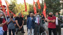 """Genel Sekreter Yardımcımız ve İzmir İl Başkanımız Av. Tacettin Çolak, """"Tayyip'e Hakaret"""" davasının ikinci duruşmasında da hukuk dersi vererek AKP'giller'i bir kez daha yargıladı!"""