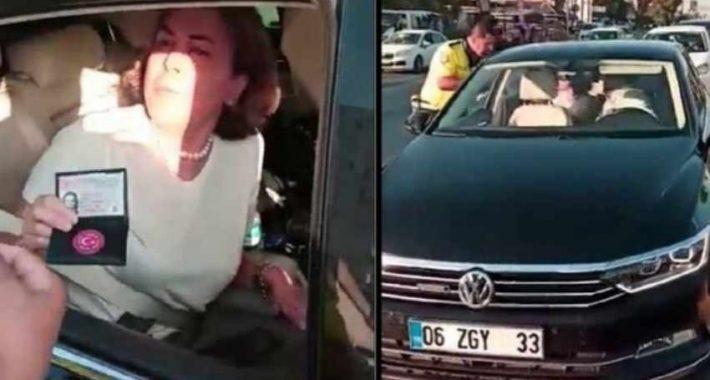 Partimizden, Polise hakaret eden AKP Milletvekili Zeynep Gül Yılmaz hakkında suç duyurusu!