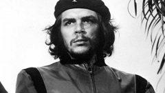 Tüm dünyanın onurunu içinde taşıyan Kahraman Gerilla Ernesto Che Guevara