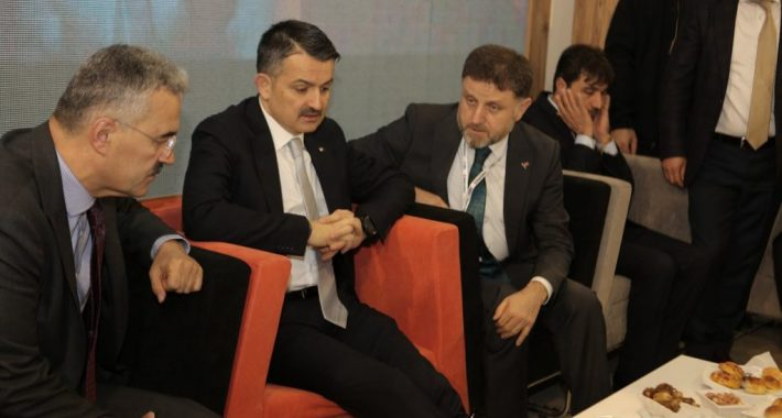 Partimizden Kamu Kurumlarının başına çökerek onları sağan AKP'giller'e suç duyurusu